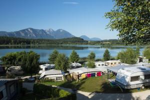 Camping Ilsenhof Obersammelsdorf Turnersee Bezirk Völkermarkt Kärnten